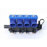 Газовые форсунки OMVL 4 цилиндра Standart