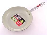 Сковорода 20 см (алюминий+керамика) Calve  CL-1900