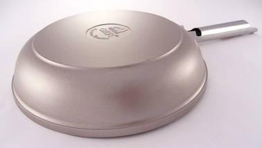 Сковорода 20 см (алюминий+керамика) Calve  CL-1900, фото 2