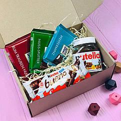 Подарочный Бокс City-A Box #03 для Мужчин и Женщин Сладкий Набор Sweet из 5 ед