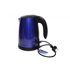 Дисковый электрочайник Schtaiger SHG-97021 (2200Вт) 1,7 л Синий