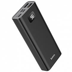 Внешний аккумулятор Power bank HOCO J 46 10000 Mah батарея зарядка Чёрный
