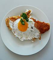 """Шницель """"Циклоп"""" из куриной грудки с яйцом 130 г"""