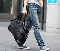 Чоловіча сумка, практична, повсякденна, стильна шкіряна сумка