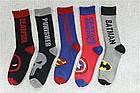 Носки Marvel - высокие - красные - Captain America, фото 4