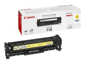 Картридж Canon 718 Yellow (5929783)