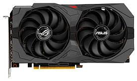 Видеокарта Asus GeForce GTX 1650 ROG Strix Gaming OC Edition 4GB GDDR6 (ROG-STRIX-GTX1650-O4GD6-GAMING) (6584666)