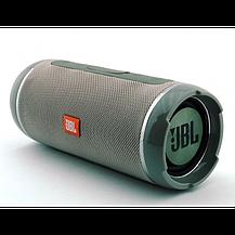 Портативная bluetooth колонка влагостойкая T&G 116 Серая, фото 2