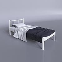 Кровать металлическая односпальная Амис