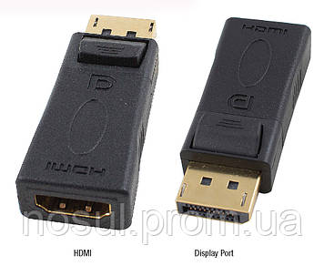 Переходник DisplayPort - HDMI