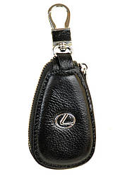 Автоключница шкіра F633 Lexus black