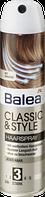 BALEA Лак для волос Haarspray Classic с кератином 300 мл