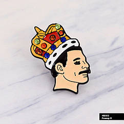 #Ф002 - Queen Фредди Меркьюри в короне