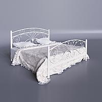 Кровать металлическая двуспальная Дармера
