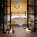 Ліжко металеве двоспальне Диасция, фото 2
