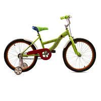 """Детский велосипед Premier kids Flash 20"""" Lime (13932)"""