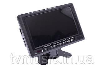 "Портативный телевизор 7,5"" TFT LCD TV + USB"