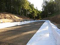 Геотекстиль для строительства дорог