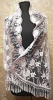Кружевной платок.