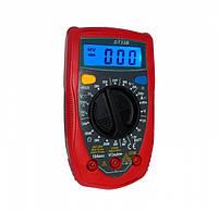 Мультиметр со звуковой прозвонкой цифровой тестер Digital DT33B