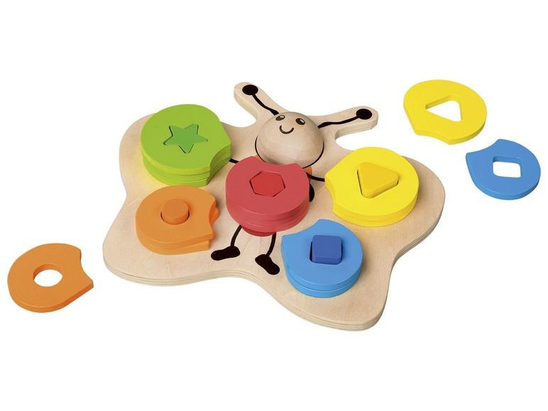 Дерев'яна яна іграшка PLAYTIVE®JUNIOR
