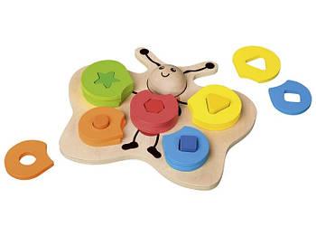 Дерев'яна іграшка метелик PLAYTIVE®JUNIOR