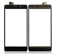 Сенсор (тачскрин) для Blackview A8 Max черный Оригинал
