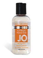 Массажное масло с ароматом цитруса, SYSTEM JO, 30 мл