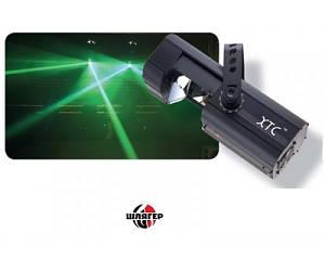 TECHNOLIGHT XTC250N Световой прибор цветные лучи отражаются от пирамидального зеркала, лампа ELC 250W 24V