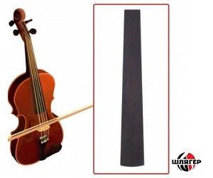 EUROFON Накладка на гриф скрипки
