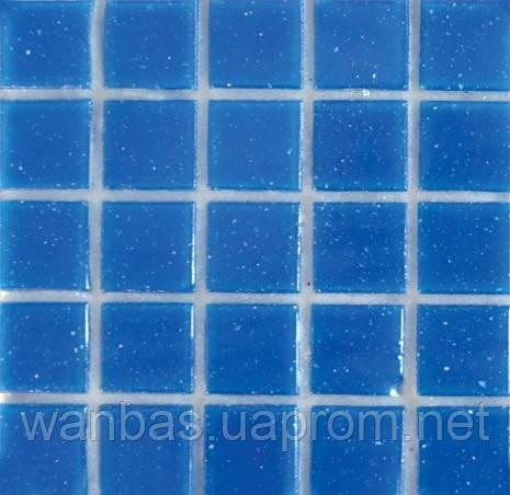 Одноцветная  стеклянная мозаика  Серия Б 20*20