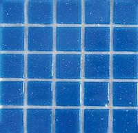 Одноцветная  стеклянная мозаика  Серия Б 20*20, фото 1