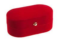 Футляр Овал под кольцо и серьги