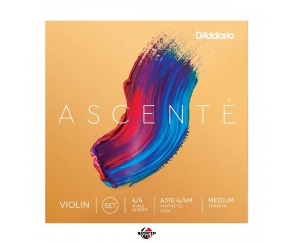 D`ADDARIO Ascenté A310 4 / 4M Струны для скрипки 4/4