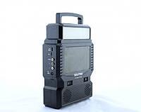 Фонарь с радиоприемником, телевизором и солнечной батареей GDLITING GD-8086