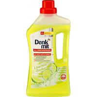 """Універсальний засіб для прибирання Denkmit """"Лимон"""" 1 л, фото 1"""