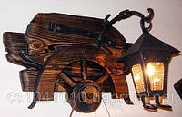 Светильник настенный для дома №4