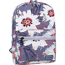 Рюкзак  Молодежный mini Bagland  8 л. сублимация 748 цветы