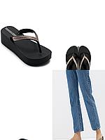 Женские сабо Ipanema 82764-24901-A 2036 Резина . Размер 39 - 24,5 см. Обувь женская