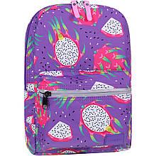 Рюкзак  Молодежный mini Bagland  8 л. сублимация 759 Питахайя
