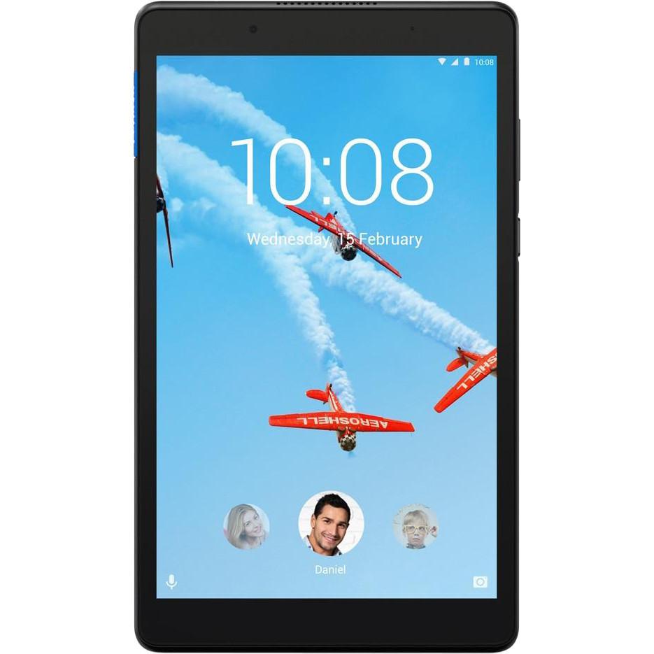 Планшет Lenovo Tab E8 TB-8304F1 1/16Gb Wi-Fi Black Slate (ZA3W0014SE)
