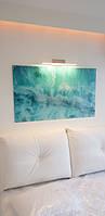 Стеклянная фотокартина - Море