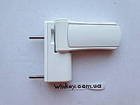 Дверная петля Elephant 16-19 мм белая оригинал Турция