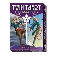Карты Twin Tarot Oracle (Оракул Сдвоенное Таро)