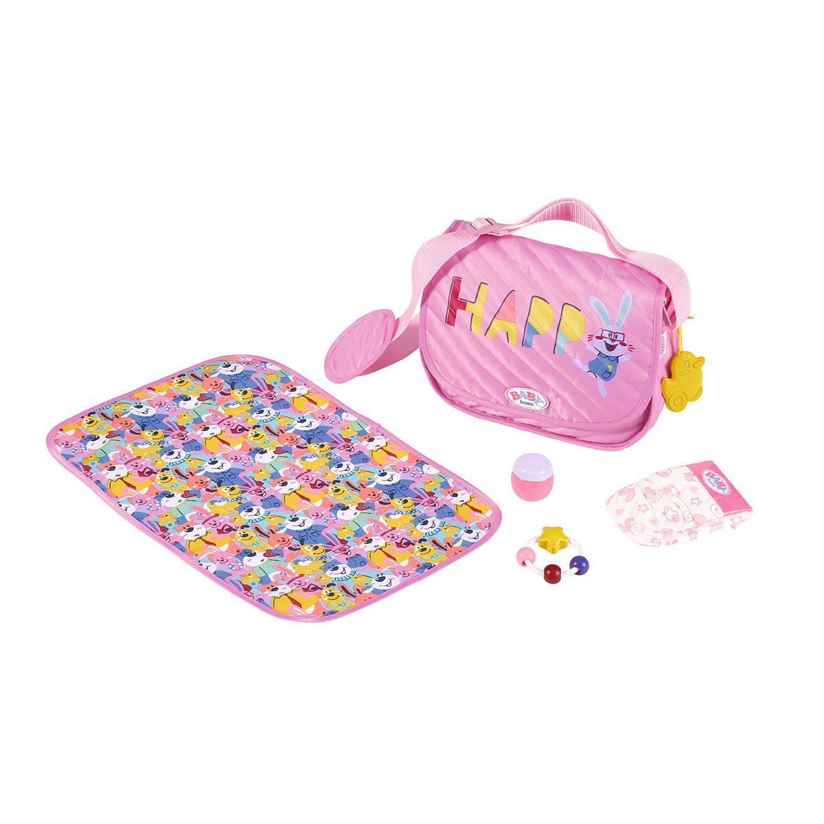 Сумка для куклы BABY Born - Забота о малыше ZAPF CREATION 828021