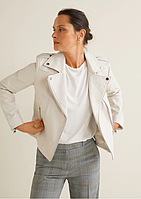 Куртка кожаная натуральная Mango S, M, L