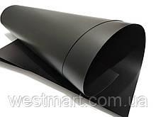 Полипропилен Priplak черный 0,7 мм кварц/мат. 800х1200мм
