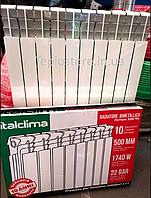 АЛЮМИНИЕВЫЙ РАДИАТОР ITALCLIMA 500/96 AL