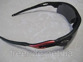 Солнцезащитные спортивные велоочки OAKLEY Radar Lock 9052, фото 2