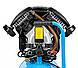 Воздушный 2-поршневой компрессор ALAC-50V 8 бар прямая передача, фото 7
